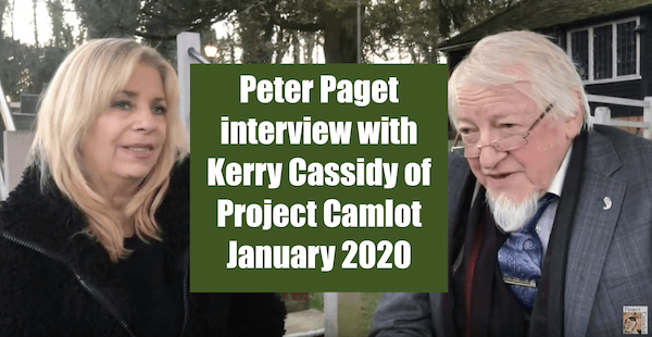 Interview with Kerry Cassidy, January 2020